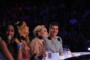 'X Factor's' Simon Cowell Is Banking on a Drama-Free Judging Panel