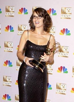 Tina Fey Best Writing - Comedy Saturday Night Live Emmy Awards - 9/22/2002
