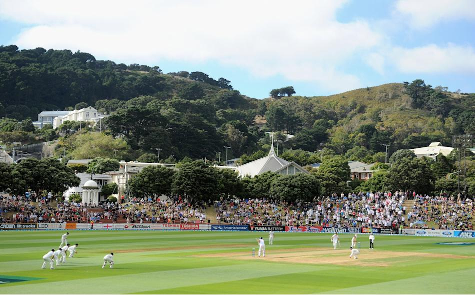 New Zealand v England - 2nd Test: Day 1