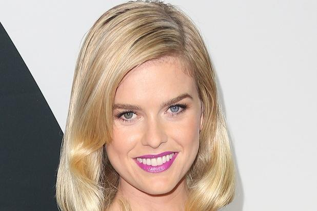 'Star Trek Into Darkness' Actress Alice Eve to Join Chris Evans in '1:30 Train' (Exclusive)