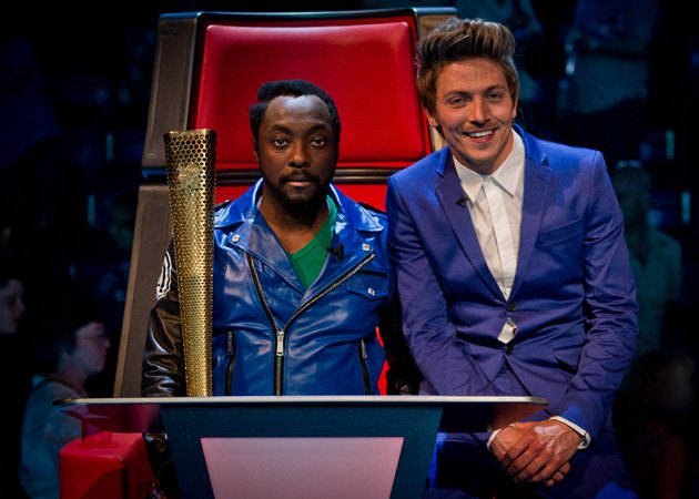 The Voice UK, Tyler James, Will.i.am