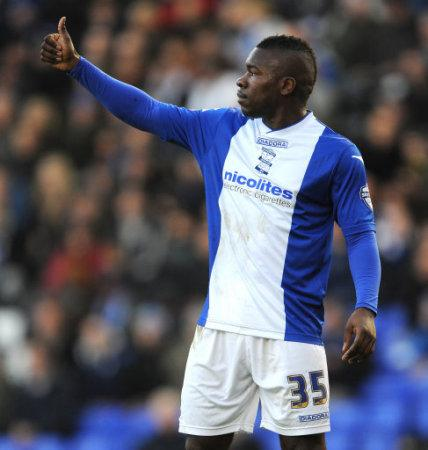 Soccer - Sky Bet Championship - Birmingham City v Middlesbrough - St Andrew's