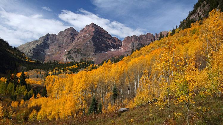 Fall colors: Readers' photos