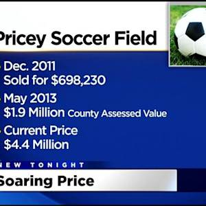 Elk Grove May Be Paying More Than Double Value Of Land For Proposed Soccer Stadium