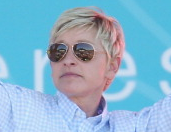 Ellen DeGeneres as Oscars Host: Good Job, America