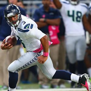 Game of Inches: Russell Wilson getting it done with his legs