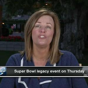 Christine Golic talks Heads Up Football
