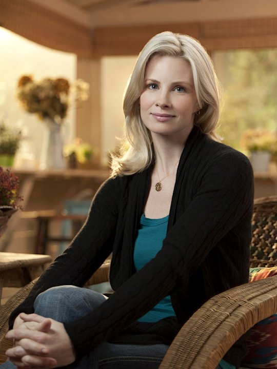 "Monica Potter as Kristina Braverman in ""Parenthood."""
