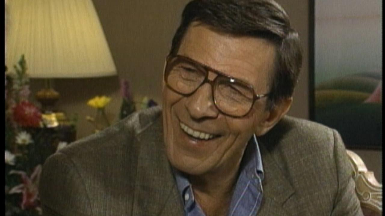 Would Leonard Nimoy Travel Into Space?