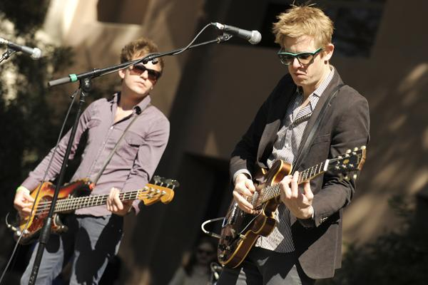 Spoon Recording New Songs With 'Slightly More Soul'