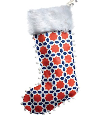 Stunning Christmas stockings from 10 top Canadian designers
