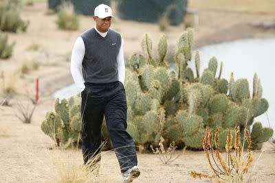 Tiger Woods melts down with a career-threatening case of the yips