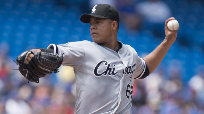 Quintana gets win as White Sox blank Blue Jays 4-0