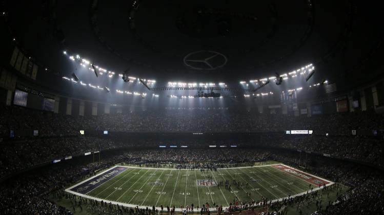 Goodell: New Orleans 'terrific,' despite blackout