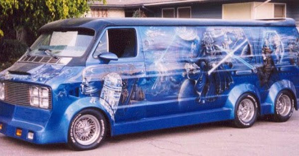 Coolest Star Wars Themed Cars