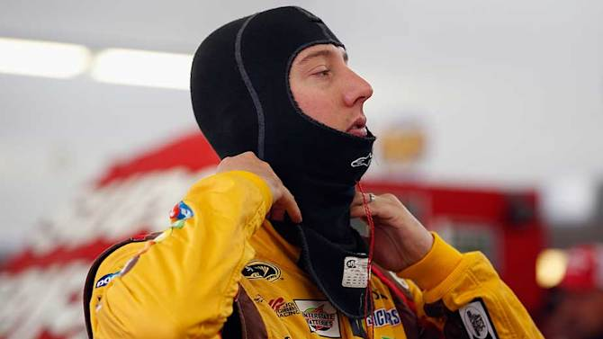 Can Kyle Busch capitalize on home-track advantage?