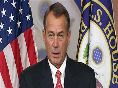 Boehner: Obama 'won't Deal Honestly' on Issues