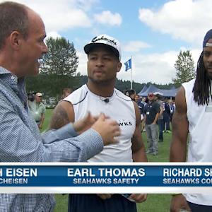 Seattle Seahawks cornerback Richard Sherman: 'We always feel like we're the best'