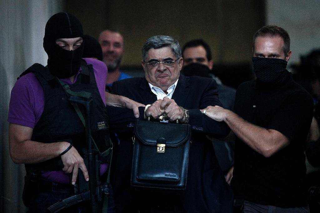 Greece may free jailed Golden Dawn leaders