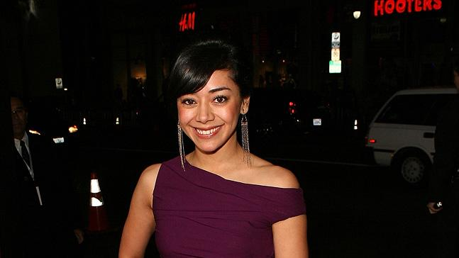 Nothing Like the Holidays LA Premiere 2008 Aimee Garcia