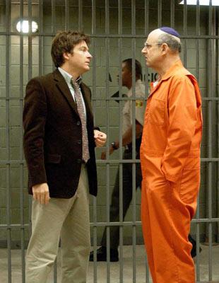 Jason Bateman and Jeffrey Tambor Fox's Arrested Development