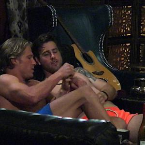 EXCLUSIVE: Sorry 'Bachelorette' Kaitlyn, There's Another Romance Brewing in the Mansion!