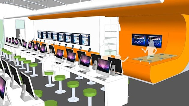 No-Book Library? BiblioTech Is Coming (ABC News)