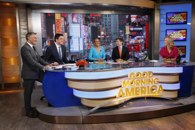 Robin Roberts Returns to GMA