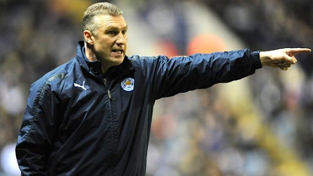 Leicester City manager Nigel Pearson (PA Sport)