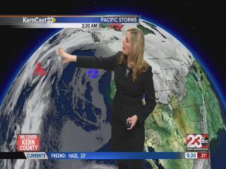 Wednesday forecast: warmer weather finally arrives