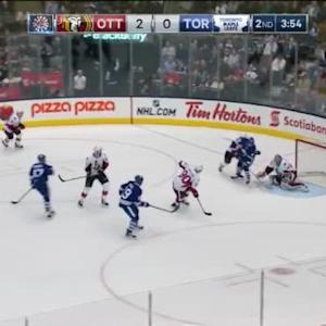 James Reimer Save on Mika Zibanejad (16:13/2nd)