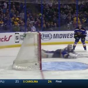 Stars at Blues / Game Highlights