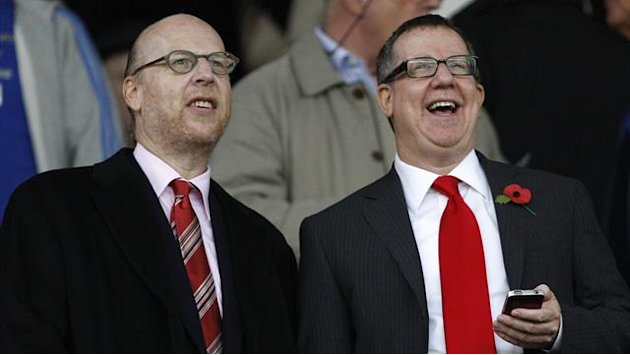 Premier League - United debt falls below 400m for first time in Glazer era