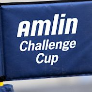 Amlin Challenge Cup corner flag