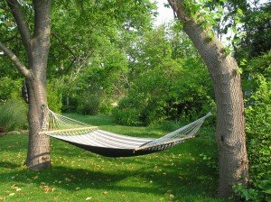 Down time hammock
