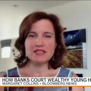 How Banks Court the Next Generation of Wealth