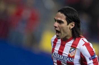 'I'm only focused on Atletico Madrid' - Falcao plays down transfer speculation