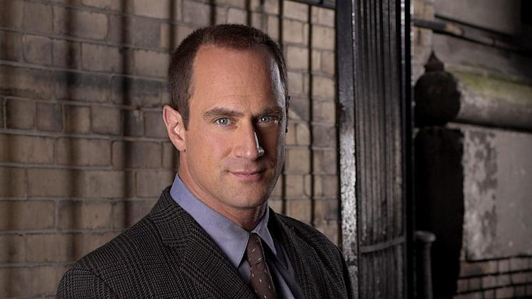 Christopher Meloni stars as Det. Elliot Stabler in Law & Order: SVU on NBC.