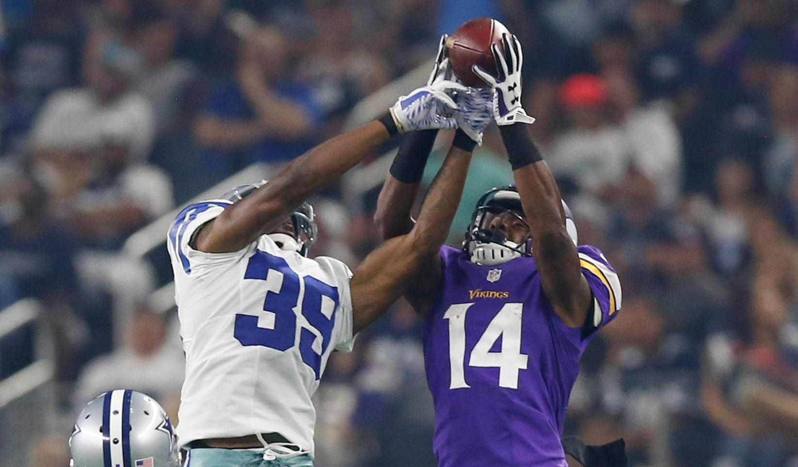 Diggs shows first preseason flashes as WR in win over Dallas