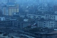 A general view shows an area of the south west Chinese city of Chengdu, Sichuan province, earlier this year. In February, a former Chinese police chief drove to the US consulate in Chengdu to present evidence allegedly linking the wife of a top Communist Party leader, Bo Xilai, to the killing last year of a British businessman