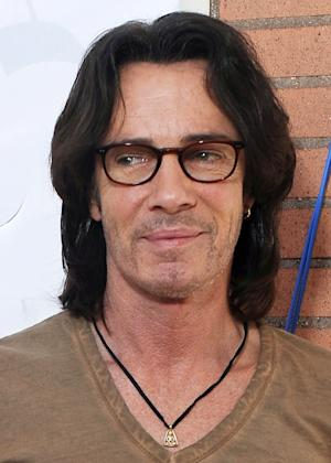 FILE - In this May 1, 2011 file photo, actor-singer Rick Springfield arrives to The Los Angeles Times Festival of Books at the University of Southern California in Los Angeles, Calif. Springfield pleaded not guilt through his attorney to driving under the influence on Tuesday, July 5, roughly two months after he was arrested on Pacific Coast Highway. (AP Photo/Katy Winn, file)