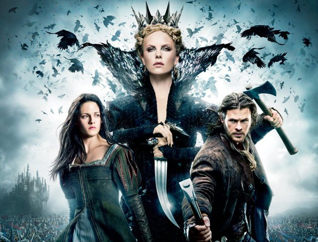Snow White and the Huntsman Blu-ray Prize Pack Giveaway
