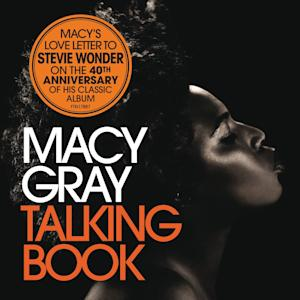 "This CD cover image released by 429 Records shows ""Talking Book,"" the latest release by Macy Gray. (AP Photo/429 Records)"