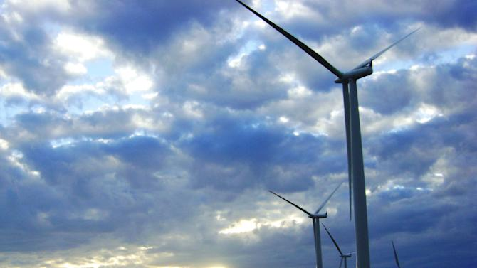 Microsoft enters 20-year deal for Texas wind power