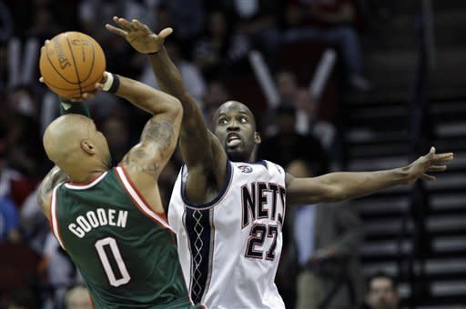 Jennings has 34 points to lead Bucks past Nets