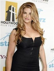 Look who's talking! Kirstie Alley calls Travolta