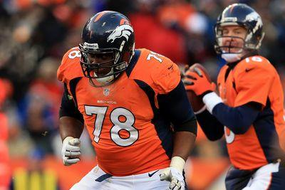 Ryan Clady tears ACL, expected to be out for season