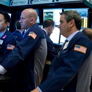 U.S. Markets End Lower, Geopolitical Concerns Outweigh Q2 Reports