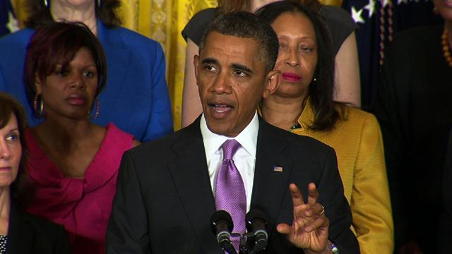 "Obama: ""110 percent committed"" to getting Obamacare implementation ""done right"""