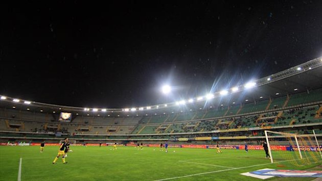 General view of the Stadio Marc'Antonio Bentegodi, home to Hellas Verona (PA Sport)